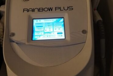 Q-Switched yag Laser Rainbow Plus