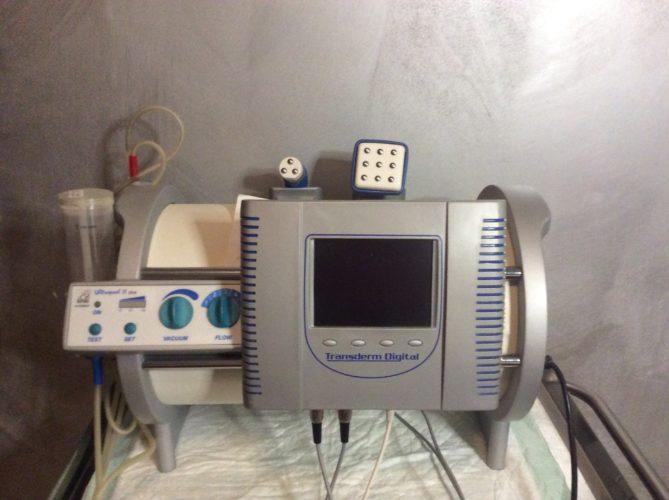 Vendo veicolazione transdermica Transderm Digital e Ultrapeel II Plus