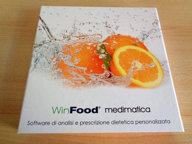 Software dietetico Winfood