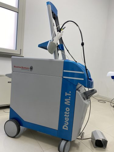 Laser Alessandrite / Nd:YAG Duetto Quanta System