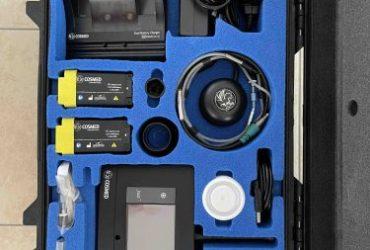 K5 COSMED Sistema metabolico mobile, soluzione ideale per test sul campo o in laboratorio