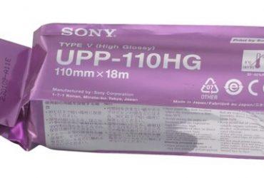 Carta termica Sony UPP-110HG