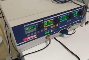 Diatermo / Elettrobisturi GIMA MB 120 F