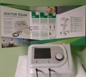 Vendo tecarterapia 2014 Doctor-Tecar come nuova